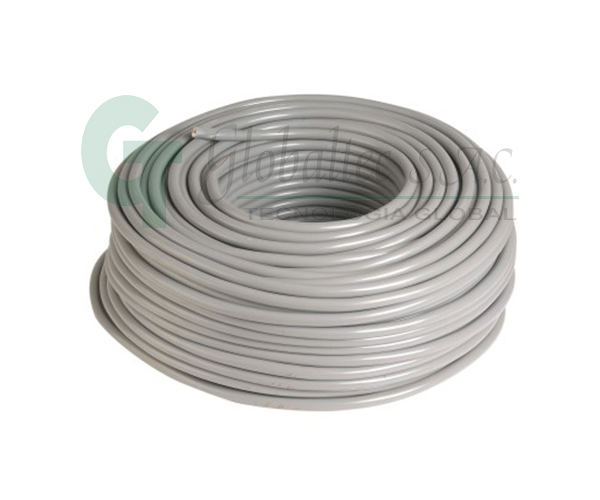 Cable TTRF-70 NMT(vulcanizado) gris 4x12 AWG 0.3/0.5 kV - INDECO