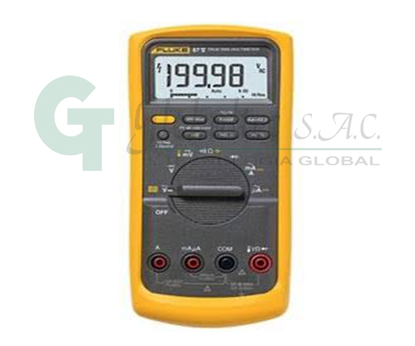 Multimetro Digital TRUE RMS 87-5  - FLUKE