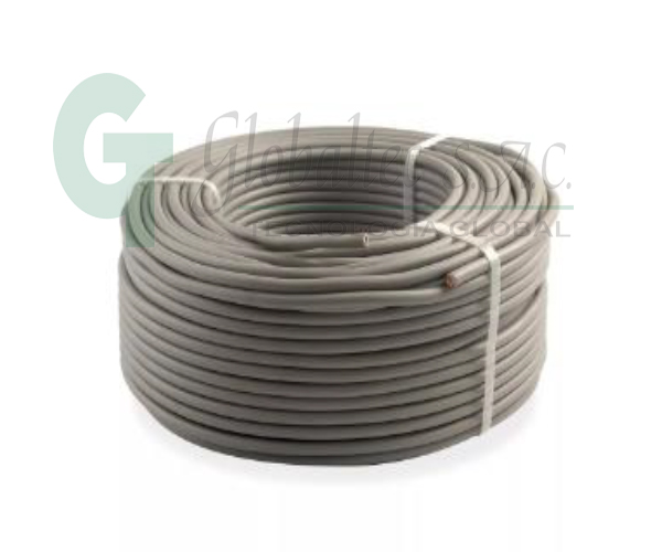 Cable GPT-3 (Automotriz) 14 AWG FB(01) negro 0.3 kV - INDECO